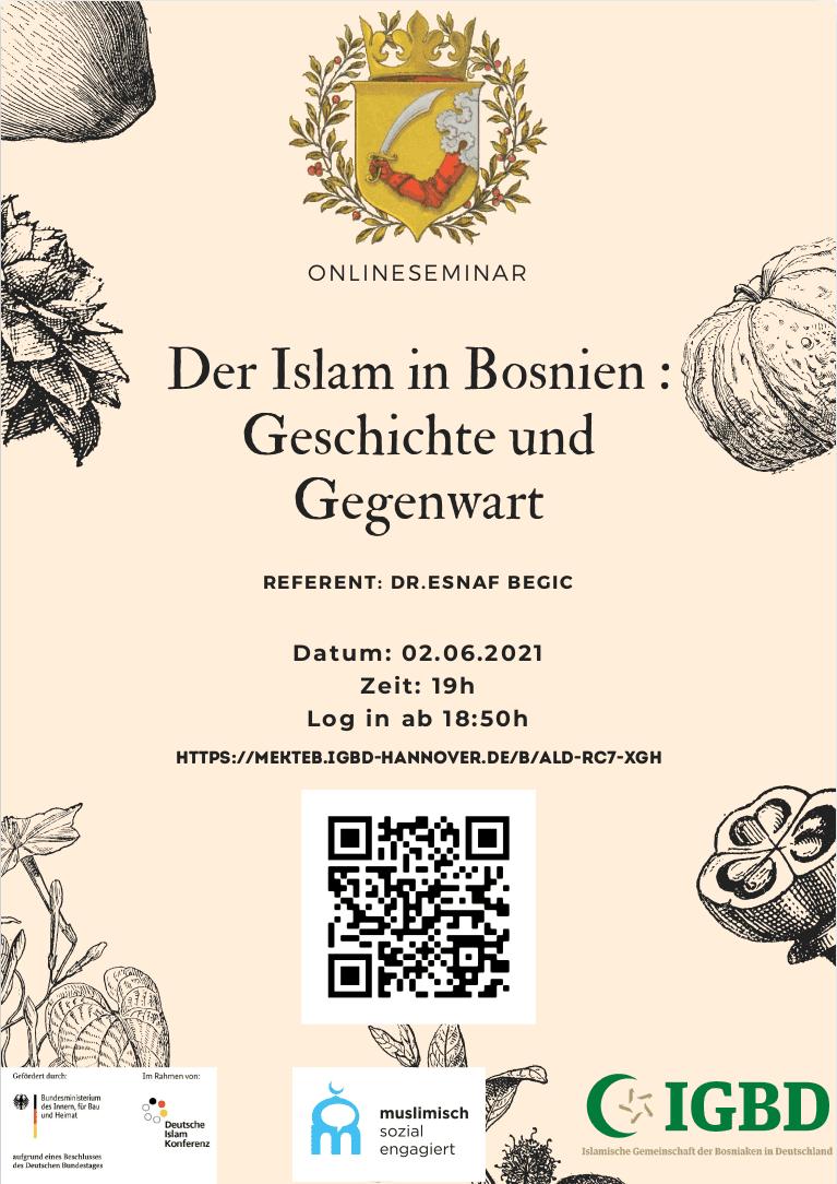 Der Islam in Bosnien : Geschichte und Gegenwart