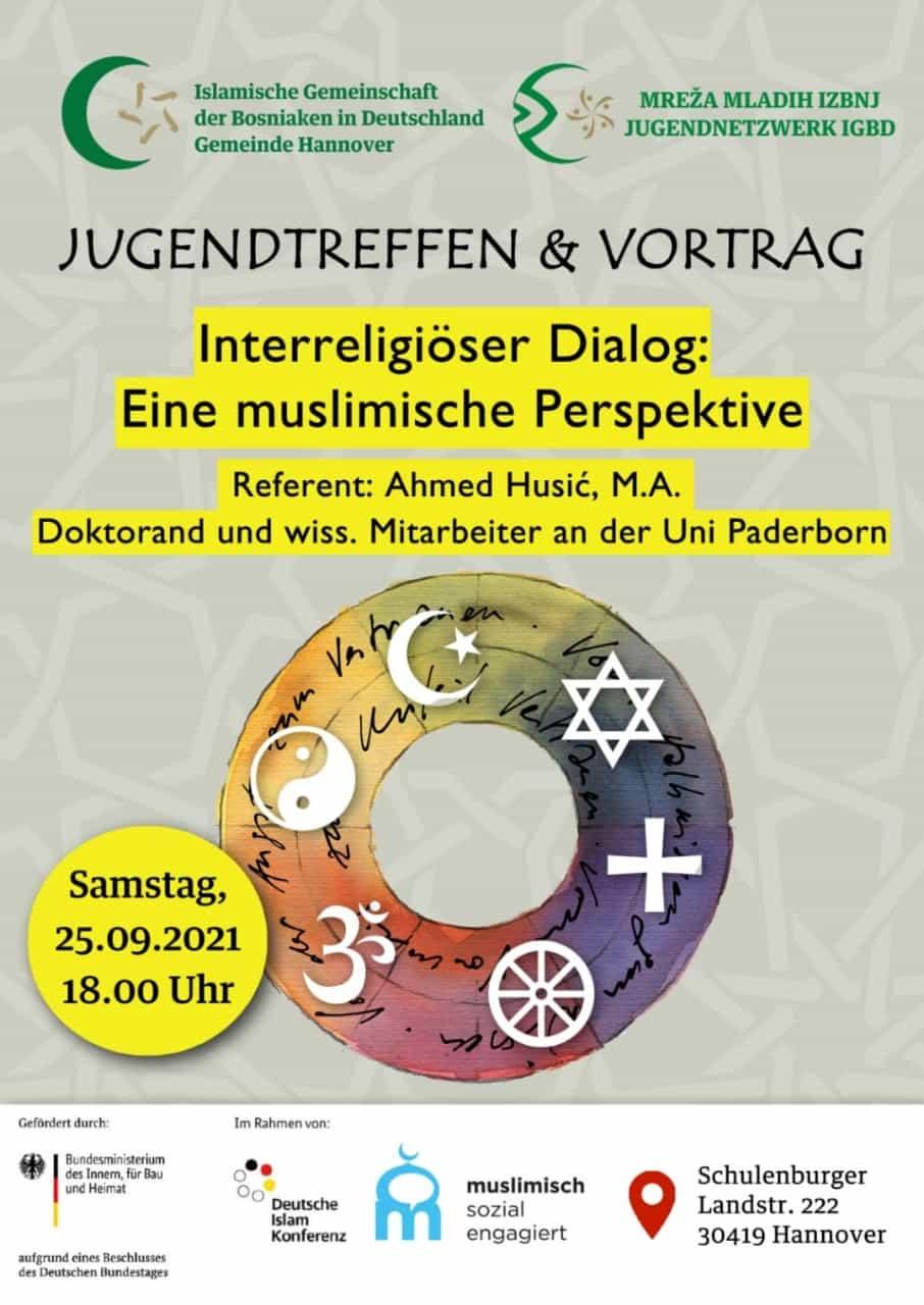 Interreligiöser Dialog : Eine muslimische Perspektive